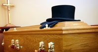 Wide range of caskets and extensive range of services to suit your needs.